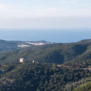 View of Piscinas from Ingurtosu (photo Digital Photonet)