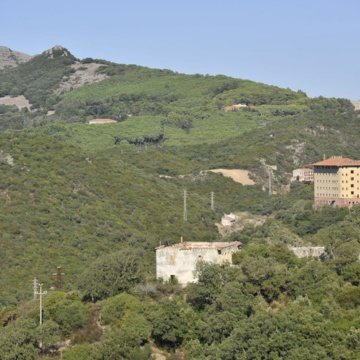 Montevecchio, panoramic view (photo Ivo Piras)