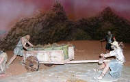 Museum of mineral history Dioramas
